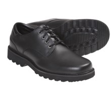 Rockport Hilland Oxford Shoes - Waterproof (For Men) in Black - Closeouts