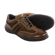 Rockport Rocker Landing II Oxford Shoes - Leather (For Men) in Coffee Bean - Closeouts