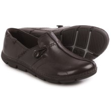 Rockport RSL Constine Leather Loafers - Slip-Ons (For Women) in Brown Tumbled - Closeouts