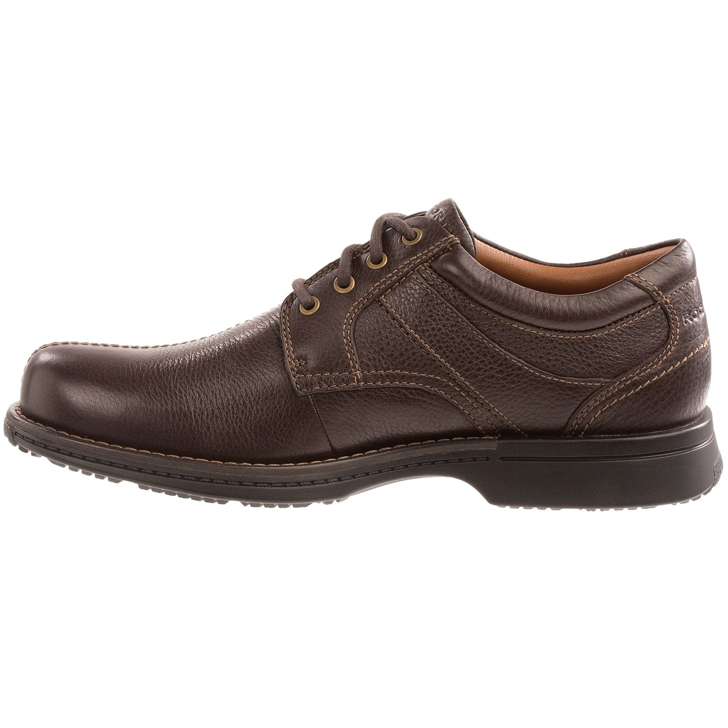 Information about rockport rvsd center seam shoes for men