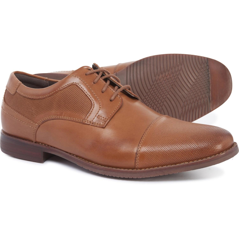 Rockport Purpose Toe 16 Cap Style Oxford Shoesfor Blucher MenSave ucTFK1lJ3