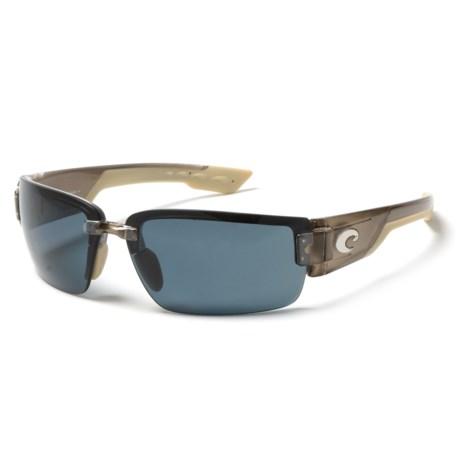 Rockport Sunglasses - Polarized 580P Lenses