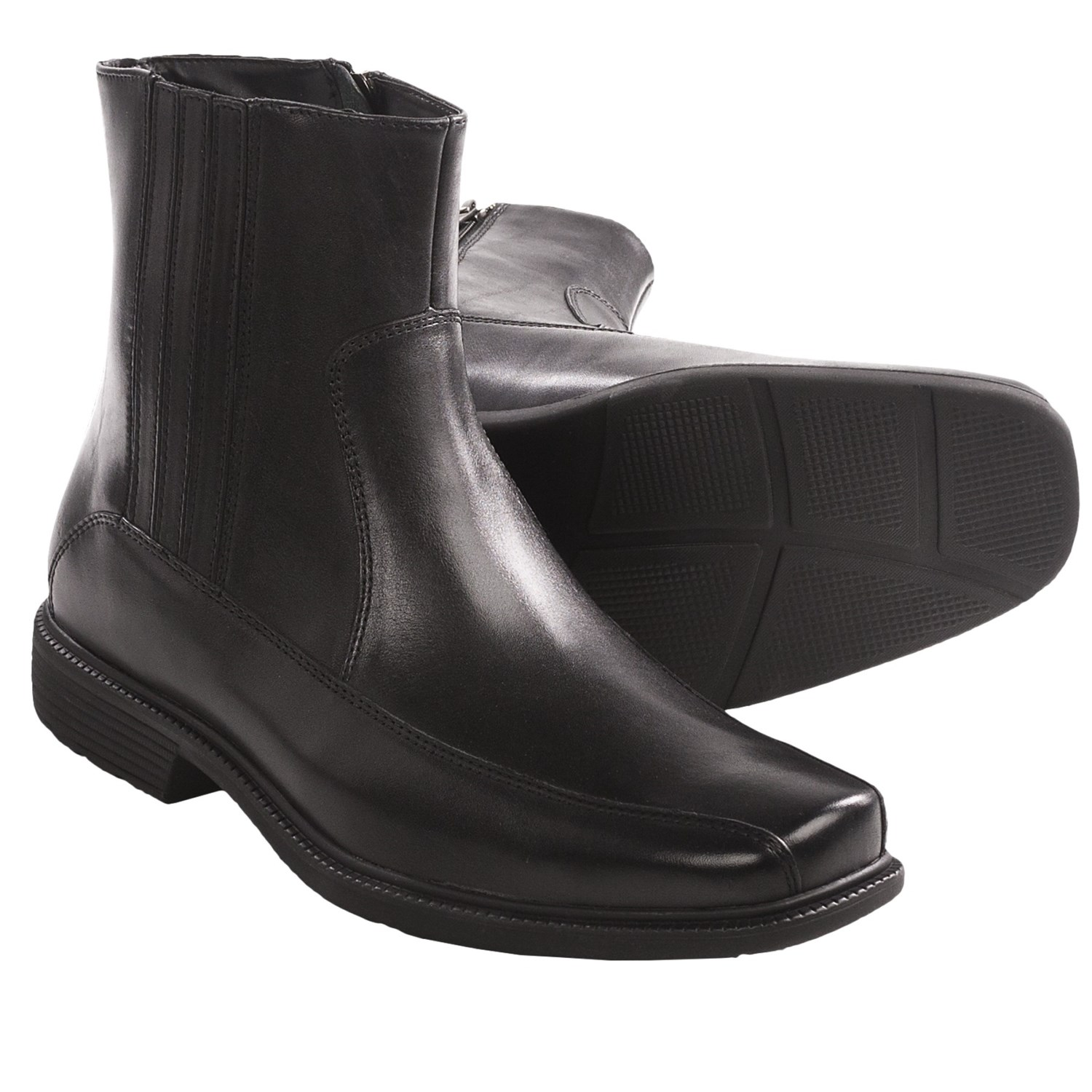 Mens Casual Dress Boots - Viewing Gallery