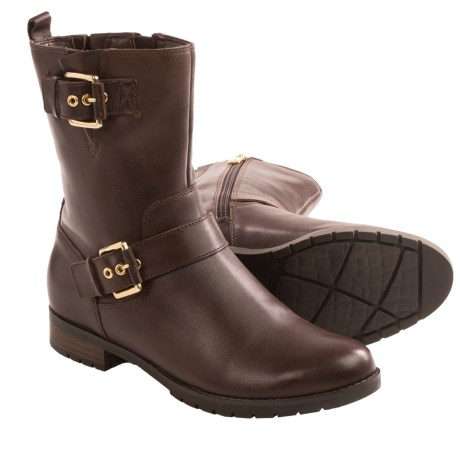 Rockport Tristina Strap Boots Waterproof (For Women)