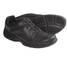 Rockport Waldron Ledge Oxford Shoes (For Men) in Black Soft - Closeouts