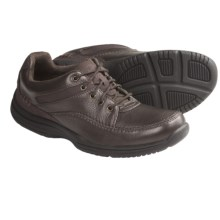 Rockport Waldron Ledge Oxford Shoes (For Men) in Dark Brown Soft - Closeouts