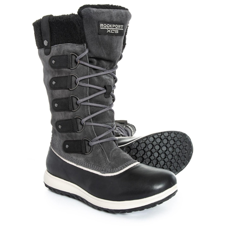 Rockport Xcs Britt High Boots For Women Save 36