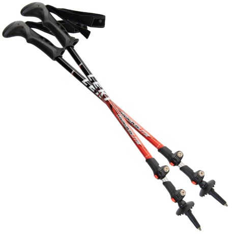 Rockslite Speed Lock(R) Trekking Poles - Pair