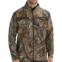 Rocky Arid Light Shirt - Full Zip, Long Sleeve (For Men) in Realtree All Purpose - Closeouts