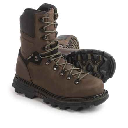 Rocky Arktos Hunting Boots - Waterproof, Insulated (For Men) in Brown - Closeouts