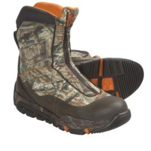 Rocky Athletic Mobility Level 3 Max Protect Gore-Tex® Zip Hunting Boots - Waterproof, Insulated (For Men) in Mossy Oak Breakup Camo - Closeouts
