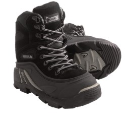 Rocky Blizzard Stalker Boots - Waterproof, Insulated (For Kids and Youth) in Black