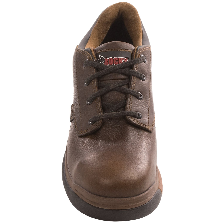 Steel Toe Dress Shoes Amazon