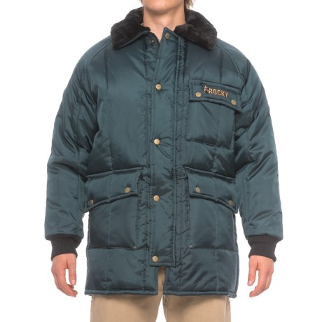 Rocky Freezer Wear Coat - Insulated (For Men)