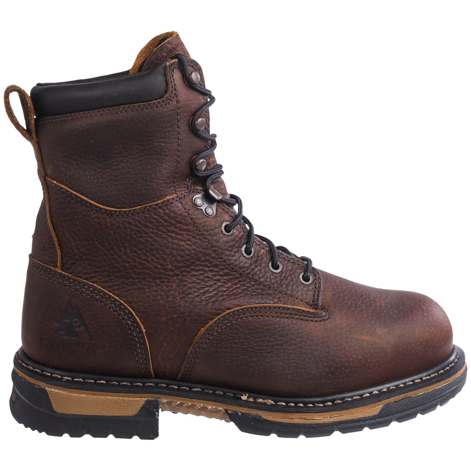 Rocky Ironclad Work Boots For Men Save 49