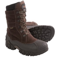 Rocky Jasper Trac Boots - Insulated (For Women) in Medium Brown