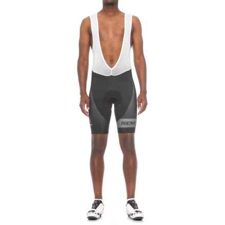 Rocky Mountain Classic Bib Cycling Shorts (For Men) in White/Black - Closeouts