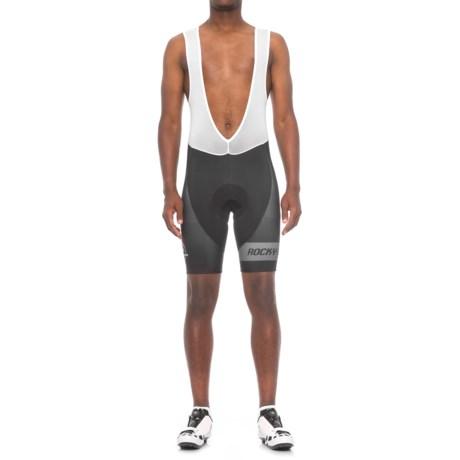 Rocky Mountain Classic Bib Cycling Shorts (For Men) in White/Black