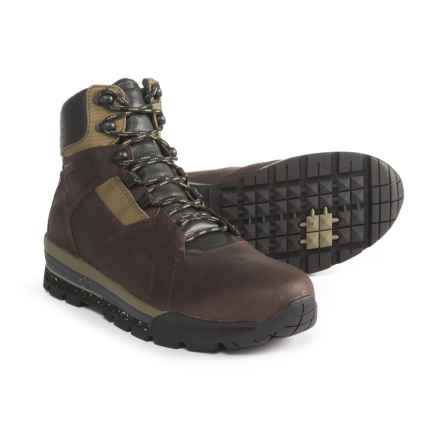 Rocky S2V Extreme Hiking Boots - Waterproof (For Men) in Brown/Green - Closeouts