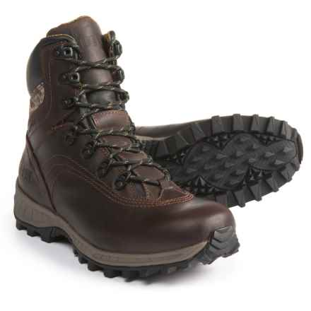Rocky Stratum Leather Boots - Waterproof (For Men) in Brown - Closeouts