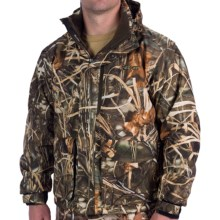 Rocky Waterfowl Jacket - Waterproof, Insulated (For Men) in Realtree Max4 - Closeouts