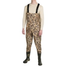 Rocky Waterfowler Waterproof Chest Waders - Bootfoot (For Men) in Mossy Oak Shadow Grass Blades - Closeouts