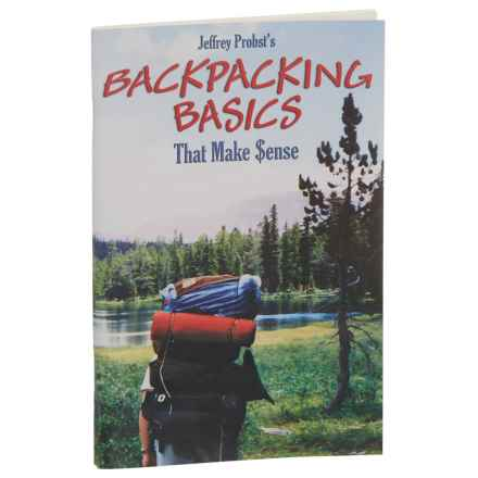 """Rome """"Backpacking Basics That Make $ense"""" Book in See Photo - Closeouts"""
