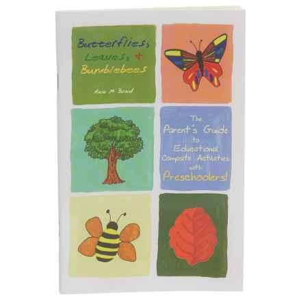 """Rome """"Butterflies, Leaves & Bumblebees"""" Guide Book in See Photo - Closeouts"""