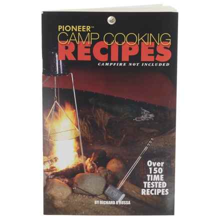 """Rome """"Pioneer Camp Cooking"""" Cookbook in See Photo - Closeouts"""