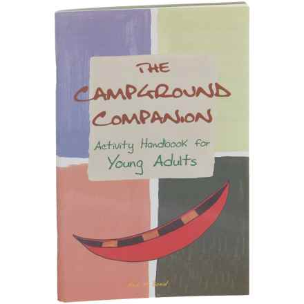 """Rome """"The Campground Companion Activity Handbook for Young Adults"""" in See Photo - Closeouts"""