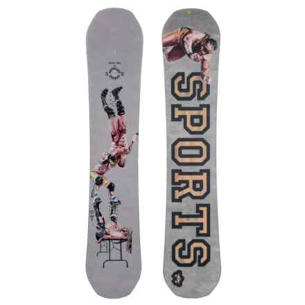 Rome Artifact Rocker Snowboard in On The Table - Closeouts