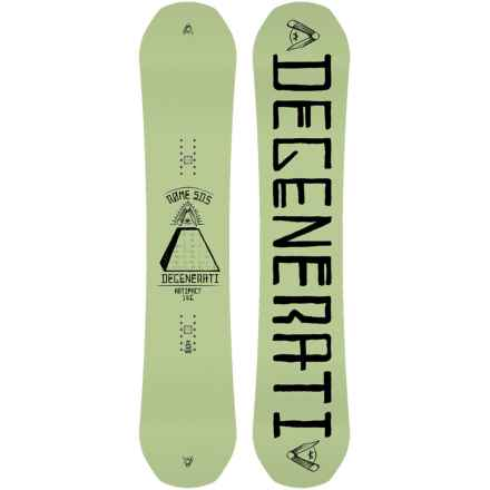 Rome Artifact Snowboard in Degenerati - Closeouts