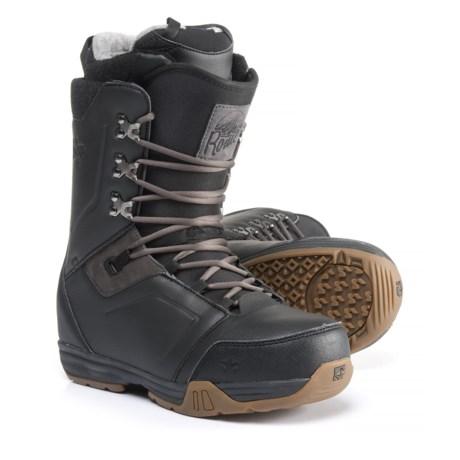 Rome Bodega Snowboard Boots (For Men) in Black