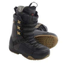 Rome Bodega Snowboard Boots (For Men) in Black - Closeouts