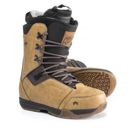 Rome Bodega Snowboard Boots (For Men) in Tan - Closeouts