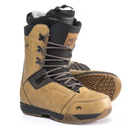 Rome Bodega Snowboard Boots (For Men) in Tan
