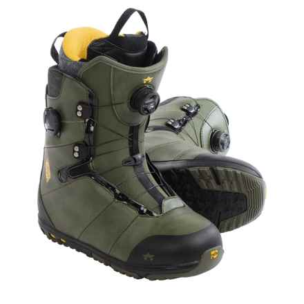 Rome Inferno BOA® Snowboard Boots (For Men) in Olive - Closeouts