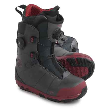 Rome Inferno Snowboard Boots (For Women) in Black - Closeouts