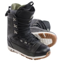 Rome Libertine Snowboard Boots (For Men) in Black - Closeouts