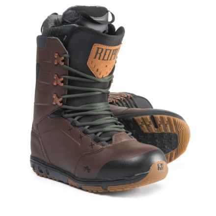 Rome Libertine Snowboard Boots (For Men) in Brown - Closeouts