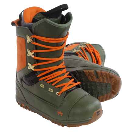 Rome Libertine Snowboard Boots (For Men) in Olive - Closeouts