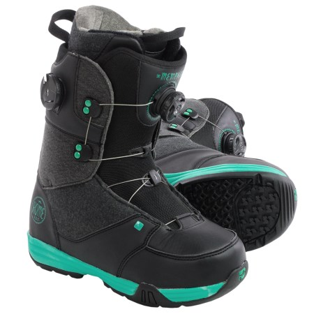 Rome Memphis BOAR Snowboard Boots For Women