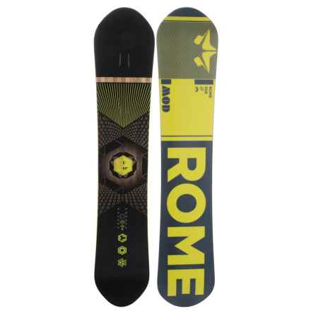 Rome Mod Snowboard in See Photo - Closeouts