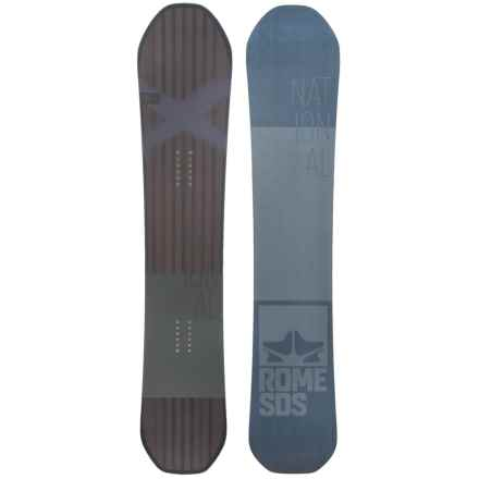 Rome National Snowboard in See Photo - Closeouts