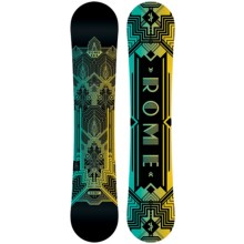 Rome Romp Snowboard (For Women) in Frolic - Closeouts