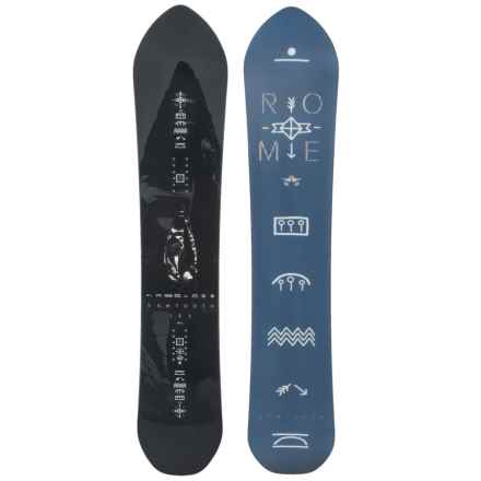 Rome Sawtooth Snowboard in See Photo - Closeouts