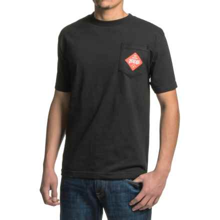 Rome SDS T-Shirt - Short Sleeve (For Men) in Black - Closeouts