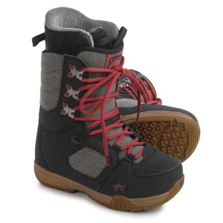 Rome Smith Snowboard Boots (For Women) in Black - Closeouts