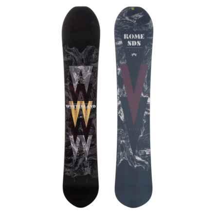 Rome Winterland Snowboard (For Women) in Mahogany Winterland - Closeouts