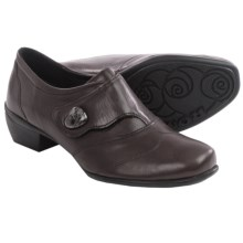 Romika Anna 02 Leather Shoes (For Women) in Wine - Closeouts